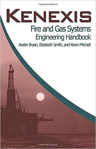Kenexis Fire And Gas Systems Engineering Handbook Mitchell Kevin J Bryan Austin M Smith Elizabeth M 9781492765370 Amazon Com Books
