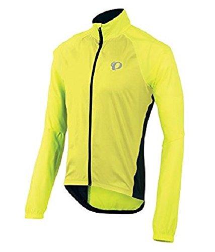 Pearl Izumi Cycling Jacket - Pearl iZUMi - Ride Men's Elite Barrier Jacket, XX-Large, Screaming Yellow