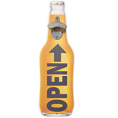 DII Shaped Novelty Bottle Opener