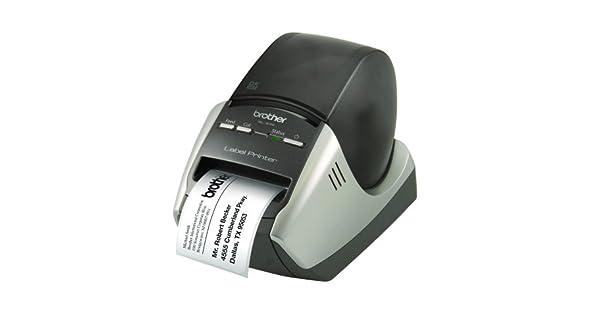 Amazon.com: Brother QL-570 impresora de etiquetas ...