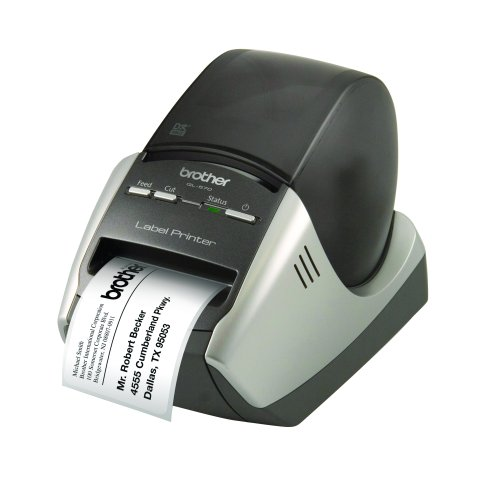 Brother QL-570 Professional Label Printer by Brother