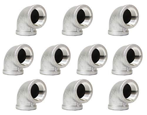 CMI Inc Stainless Steel 1/2