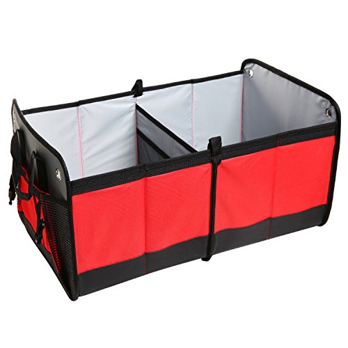 Lightweight Foldable Compartment Storage Organizer