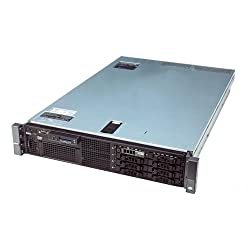 Dell PowerEdge R710 2U - 2x Intel Xeon 2.53GHz (Eight Total Cores), 32GB DDR3, 160GB 10,000 RPM HDD, Linux (Debian 8