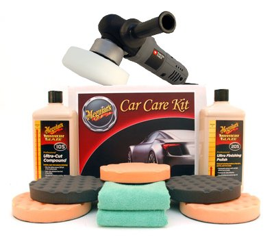 Meguiars Porter Cable XP Ultra Polish Kit with 5.5 Inch Pads