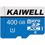 KAIWELL Micro SD SDXC Card 400GB Class10 Memory Card Flash Card Memory Microsd for Smartphone Tablet PC