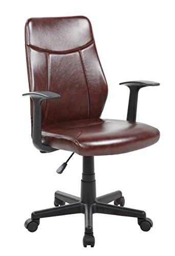 Anji Adjustable Leather Computer Armrest product image