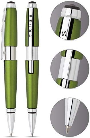 Cross Edge Capless Gel Ink Pen Tender Rose AT0555-6