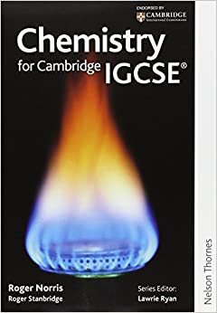 Chemistry for Cambridge IGCSE by Roger Norris (26-Mar-2009)