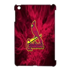 Cardinals High Qulity Customized 3D Cell Phone Case for iPad Mini, Cardinals iPad Mini 3D Cover Case