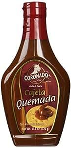 Coronado Cajeta Quemada, 13 Oz.