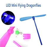 Amazing Arrow Rocket Copters Led Light Helicopter