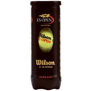 Wilson US Open Extra Duty Tennis Ball (Single Can)