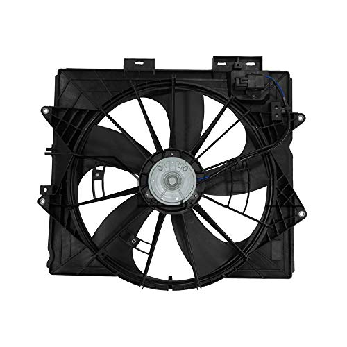 (TYC 622930 Cadillac Replacement Cooling Fan Assembly)