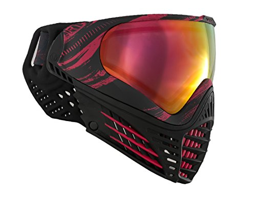 Virtue VIO Contour Thermal Paintball Goggles / Masks - Graphic Fire by Virtue Paintball