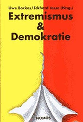 Jahrbuch Extremismus & Demokratie (E & D) 16. Jahrgang 2004