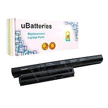 UBatteries Laptop Battery Sony VAIO VPCEH1EGX/B - 6 Cell, 4400mAh