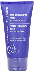 Phyto Matte Texturizing Paste for Unisex, 2.5 Ounce