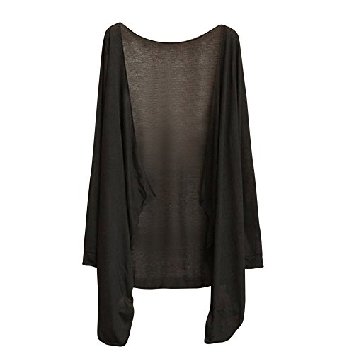Summer Women Long Thin Cardigan Modal Sun Protection Clothing Tops