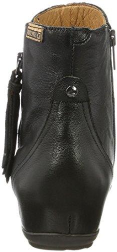 Nero black Pikolinos i17 Venezia Donna 968 Stivali wrYqBHnSXY