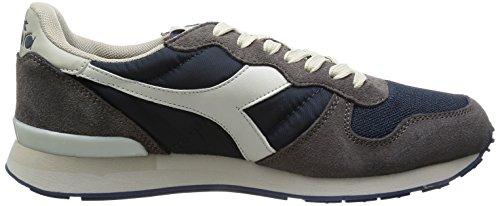 – Unisex Pellicano Blu Grigio Multicolore Adulto Diadora Camaro Insegna Sneaker qtnxSf7Ew6