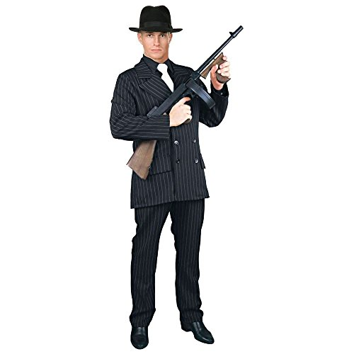 Gangster Costume Suit Bonnie and Clyde Costume -