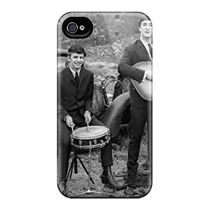 Awesome AsHsH3008sFFgv JaneHouse Defender Tpu Hard Case Cover For Iphone 4/4s- The Beatles Pictures