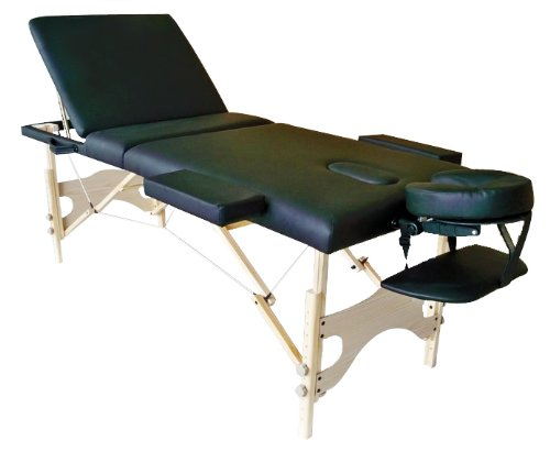 Sivan-Health-and-Fitness-Three-Fold-Reiki-Portable-Massage-Table-and-Carrying-Case-Black