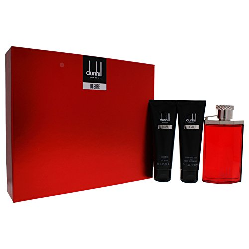- Alfred Dunhill Desire London 3-Piece Gift Set for Men