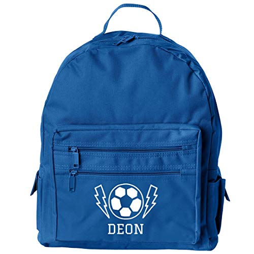 Deon Soccer Backpack: Liberty Bags Backpack