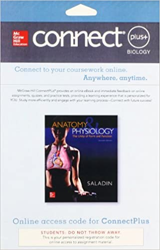 Amazon.com: Connect Access Card for Anatomy & Physiology ...