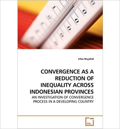 Book Convergence as a Reduction of Inequality Across Indonesian Provinces- Common