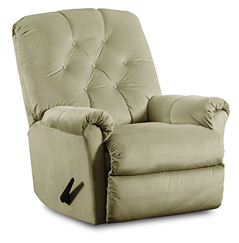Lane Home Furnishings Miles Recliner Doe