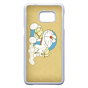 Samsung Galaxy Note 5 Edge Phone Case White Doraemon WQ5RT7559603