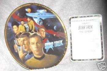Star Trek The Crew Collectible -