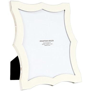 Jonathan Adler Louis Frame, White 8x10