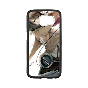 DIY Printed Shingeki no Kyojin cover case For Samsung Galaxy S6 BM7198711
