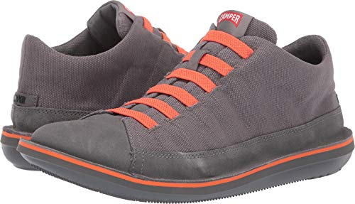 Camper Men's Beetle - 18751 Medium Gray 1 44 D EU