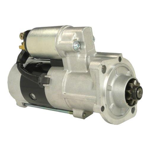 DB Electrical SMT0179 Starter For Kubota Generator Sets SQ3350SW, Utility Tractors M105SDSC M105SDSCC M105SHC M105SHDC M105X M108S M9000 M8200 M6800 M96S /Thomas Equipment T245 /1C010-63010 (Electric Starter Generator)