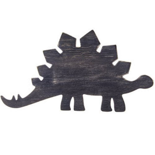 Stegosaurus Dinosaur Wood Wall Decoration Boys Room Kids Decor ()
