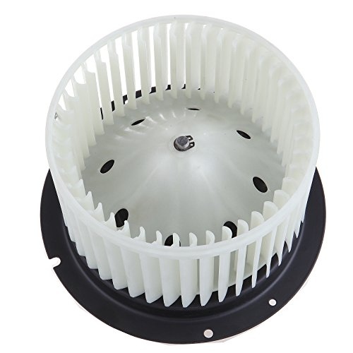 ABS plastic Heater Blower Motor w/Fan Cage ECCPP fit for 2000-2005 Ford Excursion /1999-2007 Ford F250 /1999-2007 Ford F350 /1999-2003 Ford F450 Truck /1999-2003 Ford F550 Truck