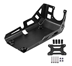 EBTOOLS Motorcycle Shipment Skate Engine Frame Cover Protector for G310GS G310R default Black