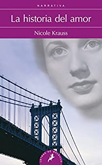La historia del amor par Krauss