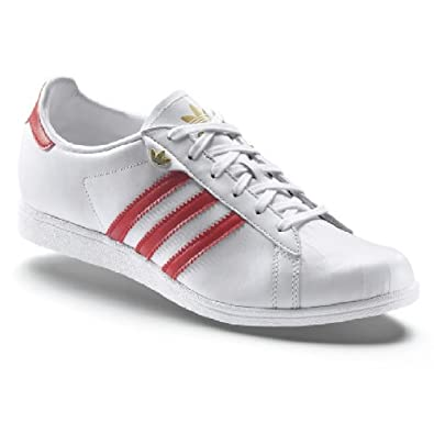 0fdb58815768a adidas Womans Sneakers 561282 Superstar Sleek W White 38  Amazon.co ...
