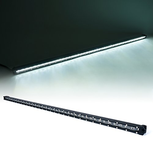 50 single row led light bar - 5