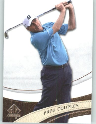 2014 SP Authentic Golf #48 Fred Couples - PGA Tour Golfer (Sports Trading Cards)