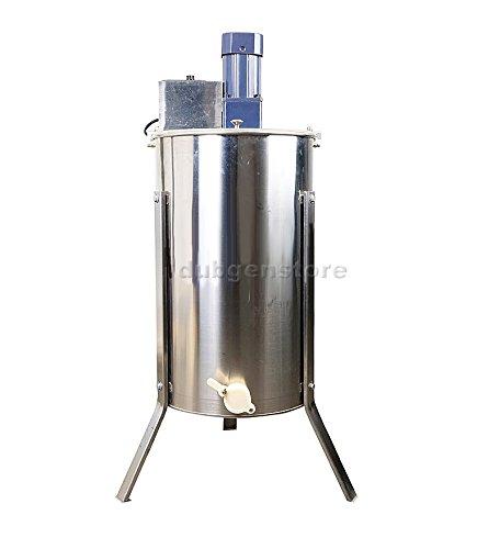 電動蜂蜜分離器 遠心分離器 3枚式 [並行輸入品] B071JK2VTK