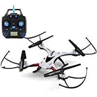 Wotryit JJRC H31 Waterproof One Key Return 2.4G 4CH 6Axis RC Quadcopter RTF (white)