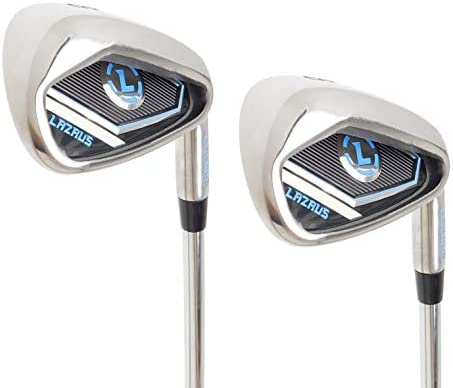 LAZRUS Premium Golf Irons Individual or Golf Irons Set