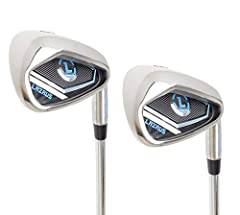 """This Lazrus golf iron setis the best valued golf clubs for men on the market, made in the same place as some of the """"best"""" clubs in the world. It's no secret that premium golfirons are the club of choice for the top golfers on the planet...."""